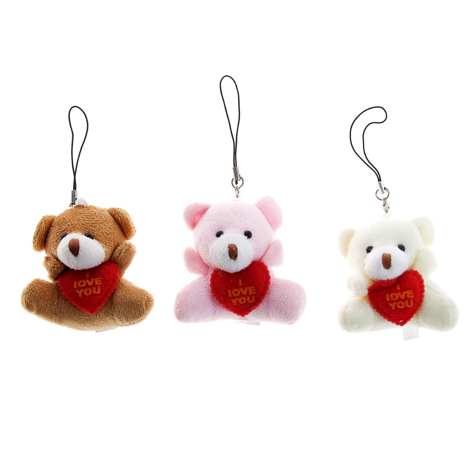 которые оставили игрушки милашки с сердечками может быть однотонный