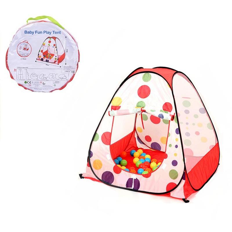 Палатка 1Toy в сумке Т59899 Домик купить в Хасавюрте