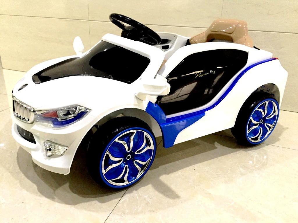 Детские автомобили на аккумуляторе с резиновыми колесами ...