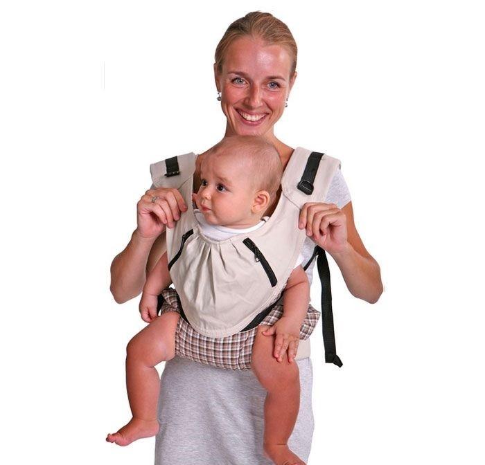 Слинг рюкзак бебимобиль премьер