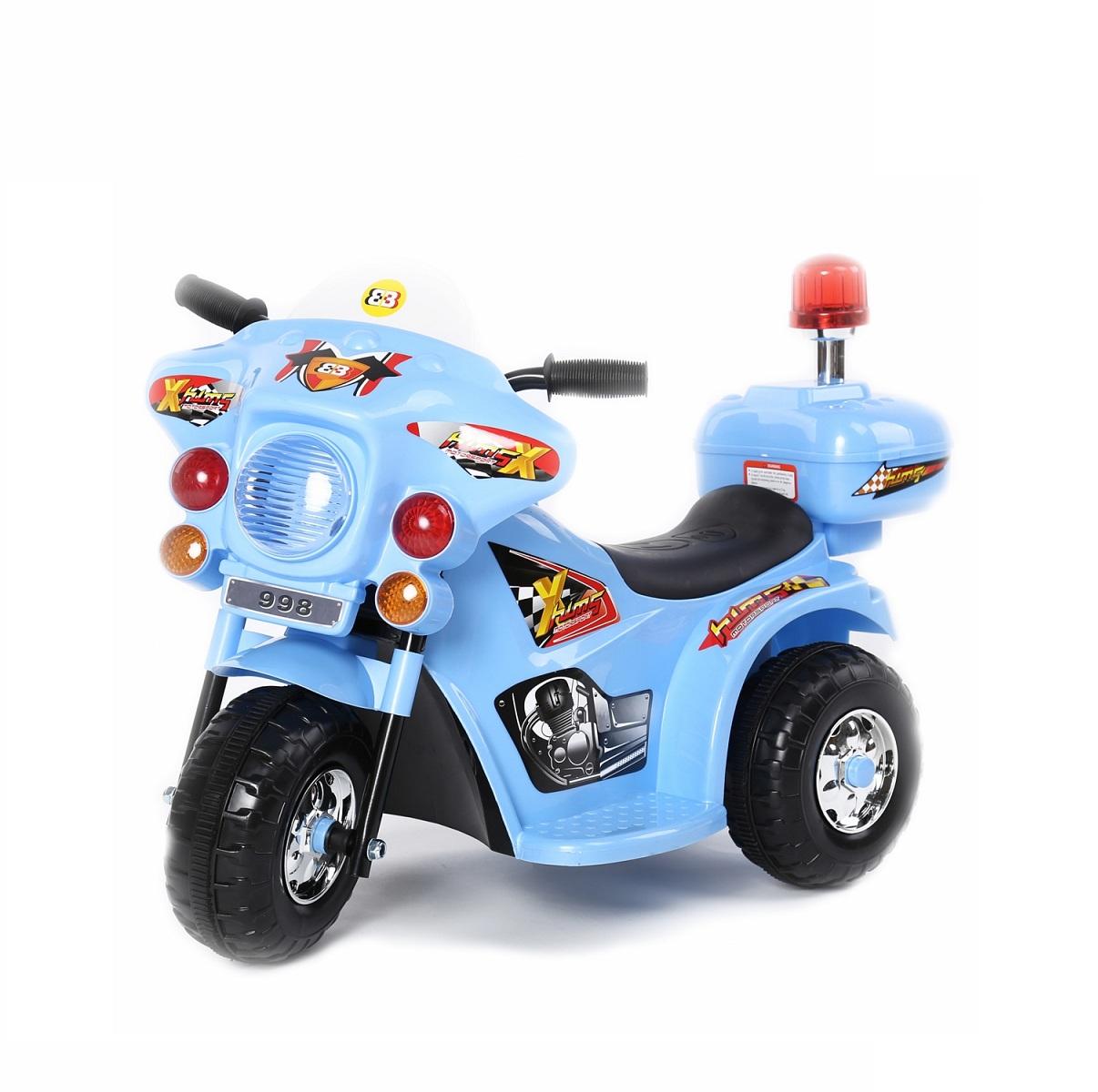 электромобиль мотоцикл детский