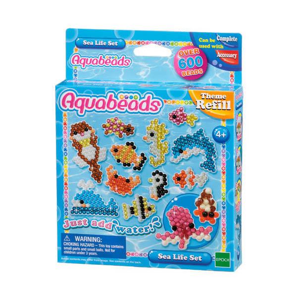 Aqua beads набор бусин