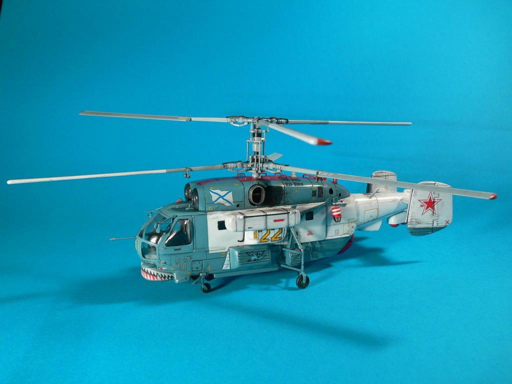 Фото сборных вертолетов от звезды