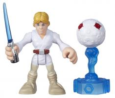 "Игровой набор Playskool ""Star Wars Galactic Heroes"" - Люк Скайуокер, 7 см"
