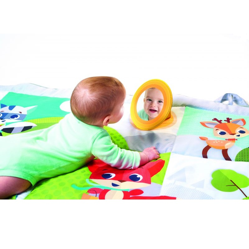 Коврик развивающий для новорожденных tiny