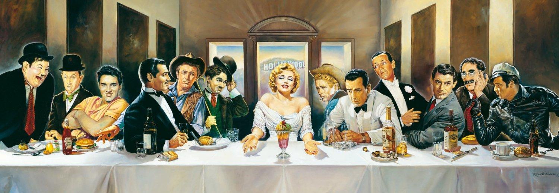 Картинка, картинки тайная вечеря пародии