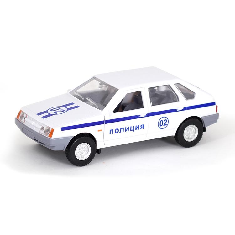 """Инерционная машинка """"Полиция"""" - ВАЗ-2109 купить в интернет ..."""