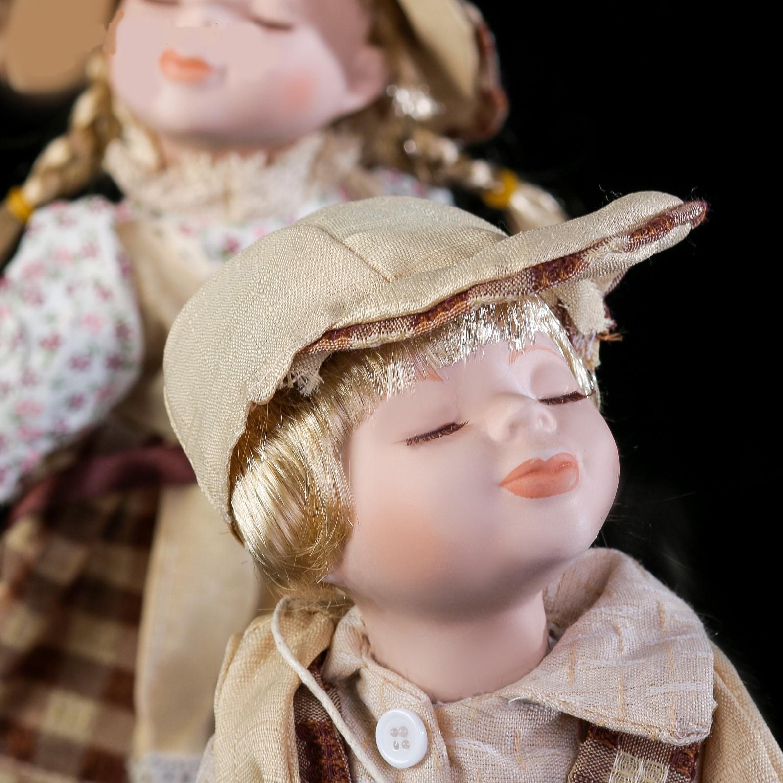 Куклы поцелуйчики фото