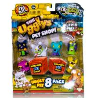 Фигурки Ugglys Pet Shop, 8 шт.
