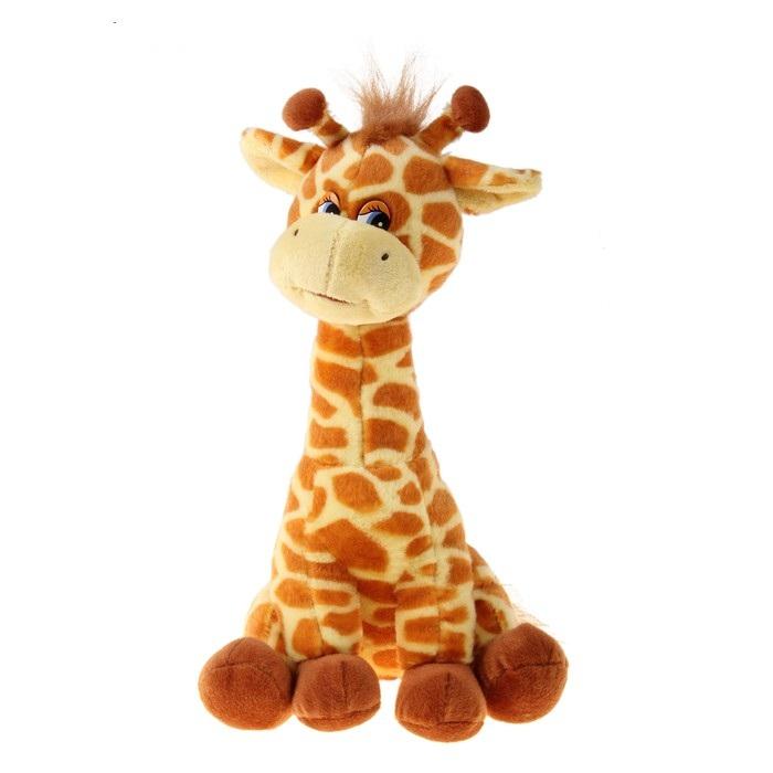 мягкая игрушка жираф купить