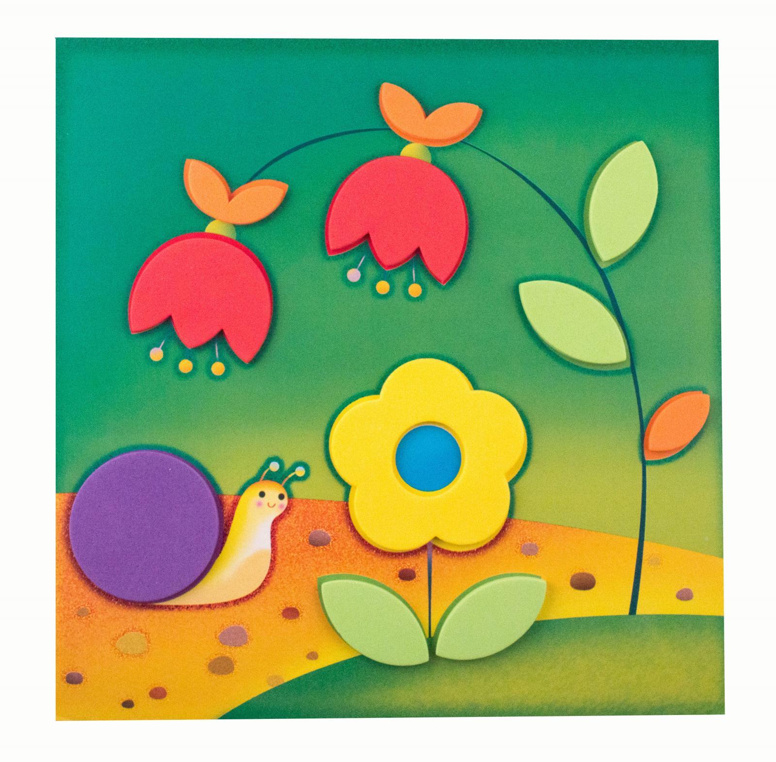 Картинка с цветной бумагой, днем рождения мальчику