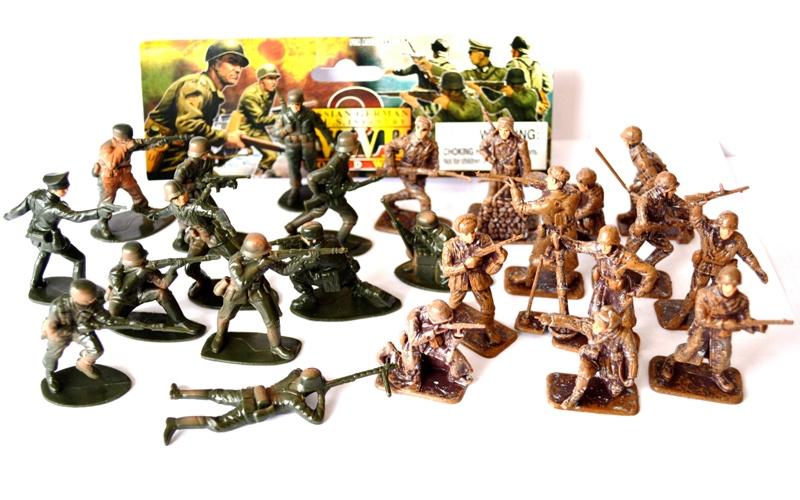 наборы солдатиков новосибирск