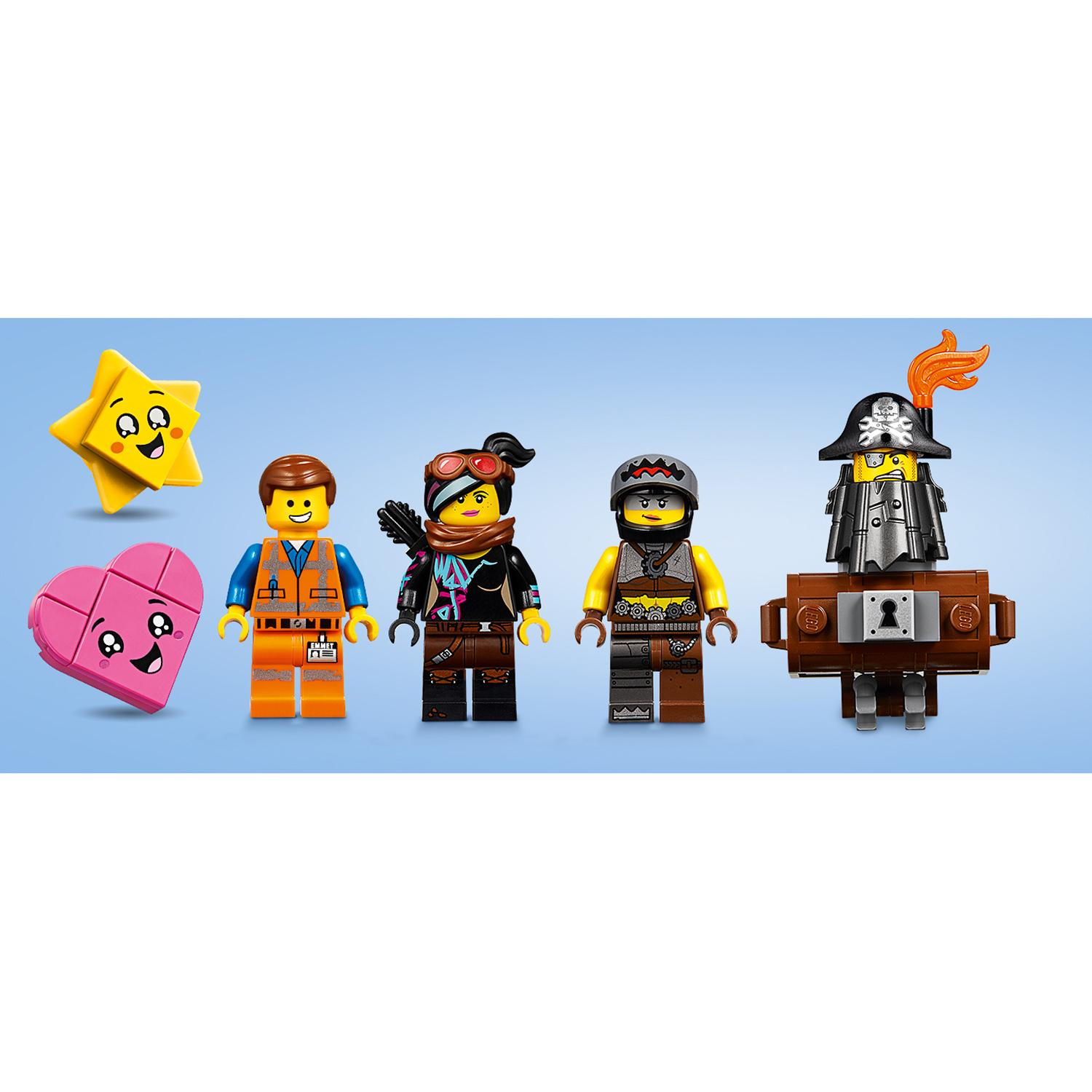 Конструктор LEGO Movie-2