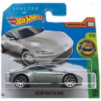 Aston Martin DB10 Модель автомобиля 'Aston Martin DB10', Серая, HW Exotics, Hot Wheels [DVB08]