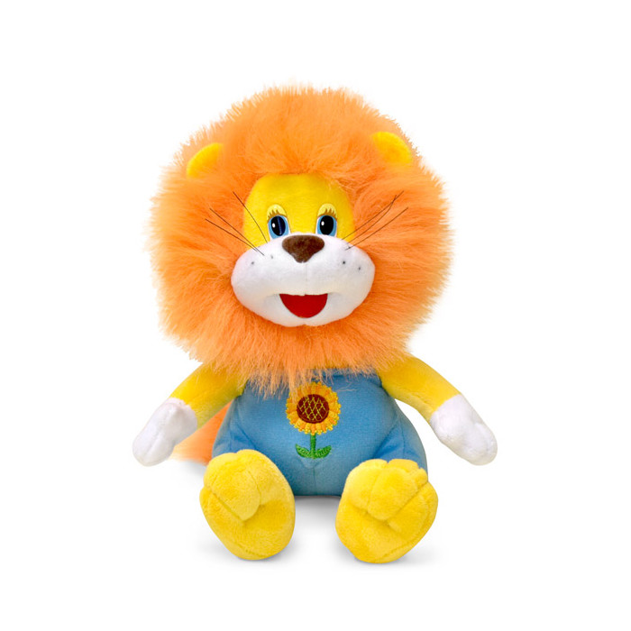 игрушка львенок картинки