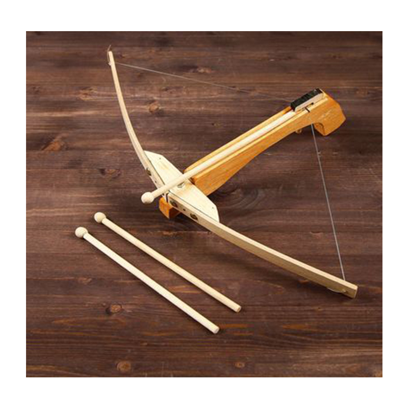 как сделать стрелы на арбалет