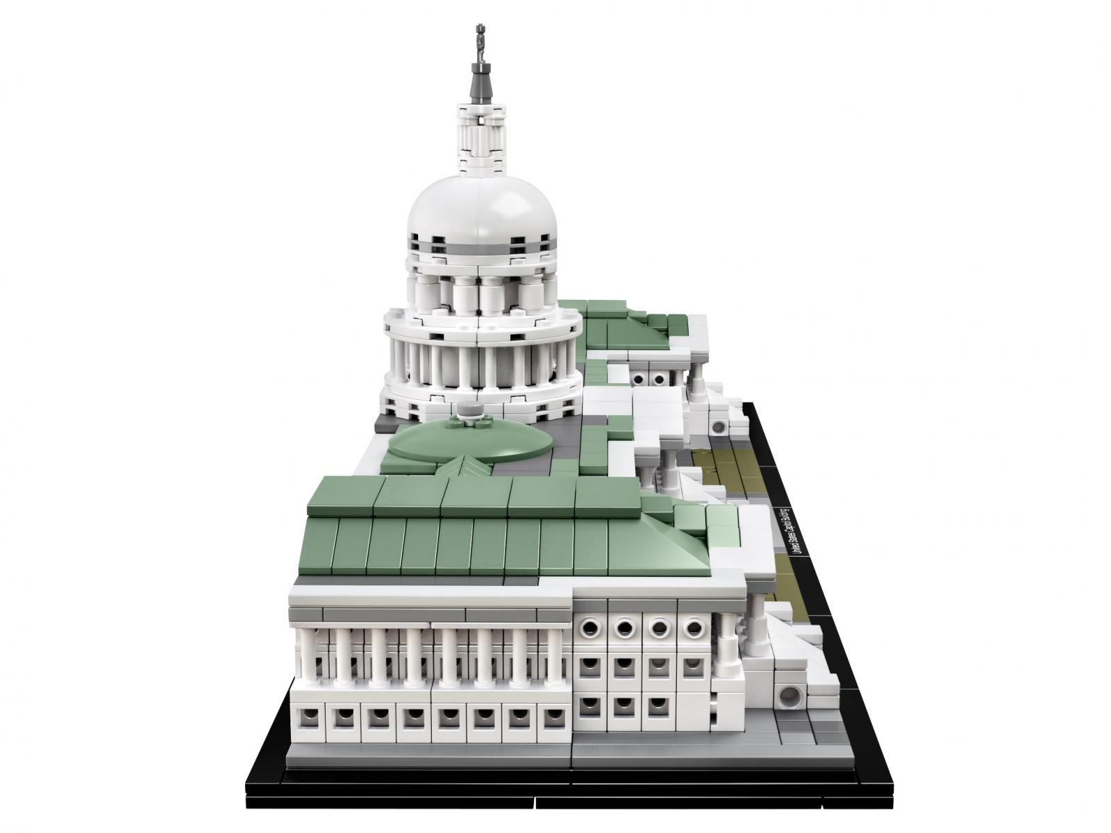 lego architecture capitol building - HD 2081×1561