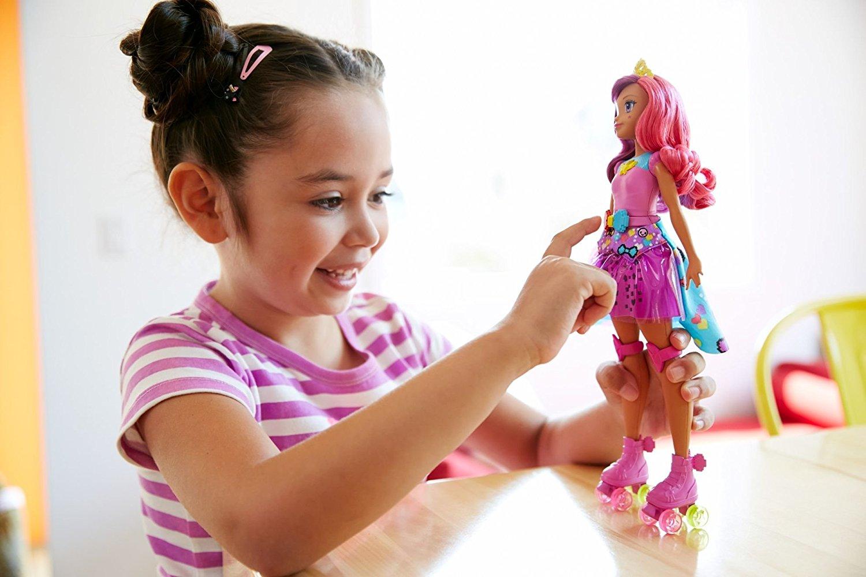 некоторых видео как играют с куклами барби знаете