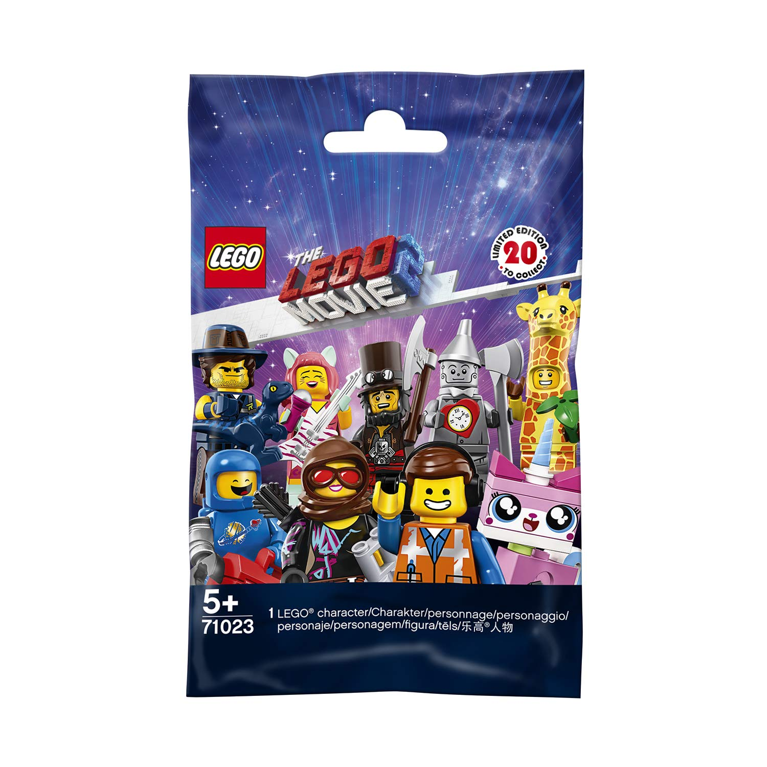 Мини-фигурка LEGO Movie 2