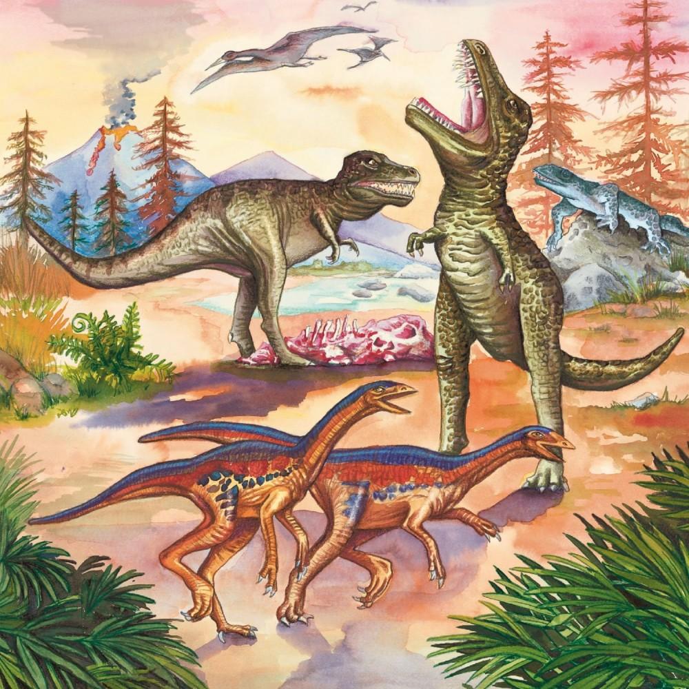 Раскраска Динозавры - детские раскраски распечатать…